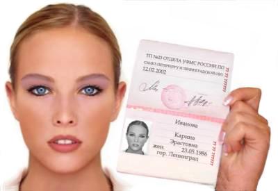 Веб девушка модель регистрация без паспорта девушки модели в торопец